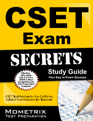 California Subject Examinations for Teachers (CSET) - Exampedia