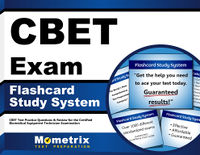 CBET Flashcards