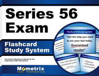 Series 56 Flashcards