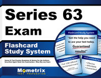 Series 63 Flashcards